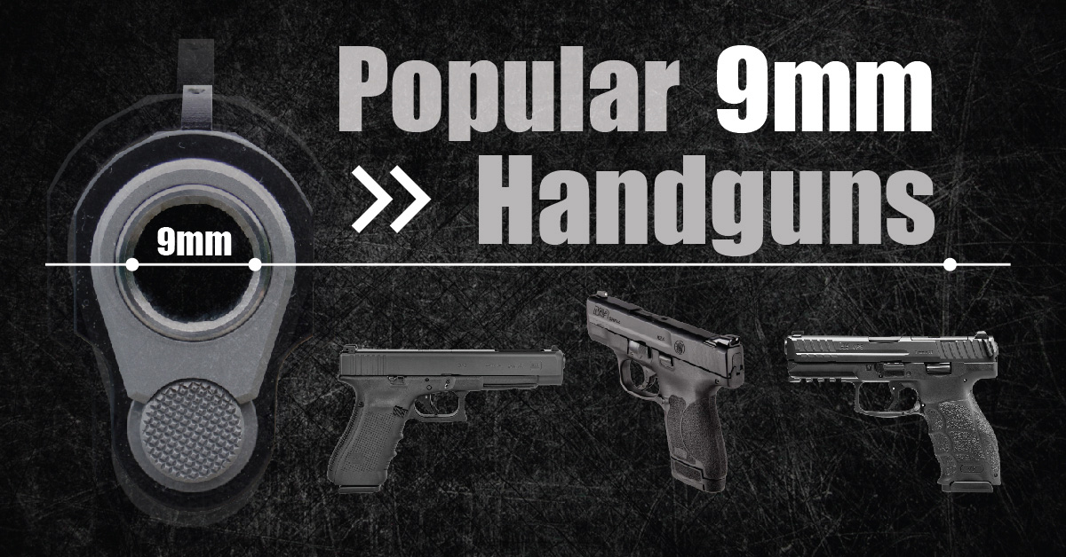 Best 9mm Pistols in 2021 – Complete Guide